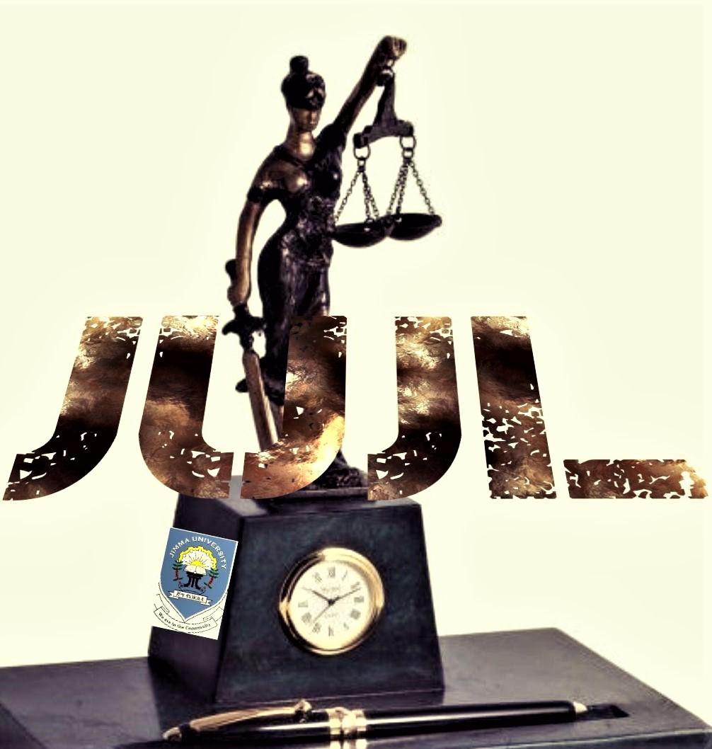 Jimma University Journal of Law